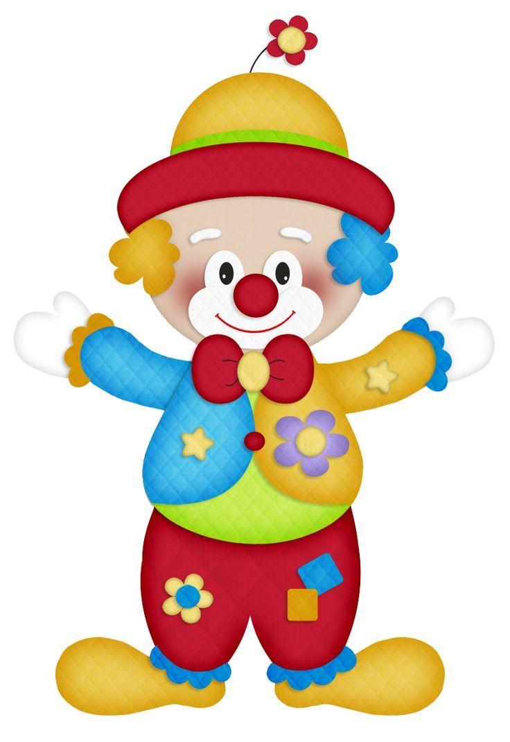 clip royalty free download Happy clown clipart. Clip art circus clowns