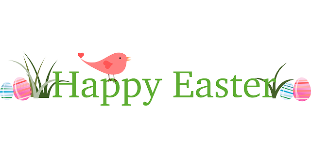 clipart royalty free library  very beautiful wish. Happy easter clipart religious