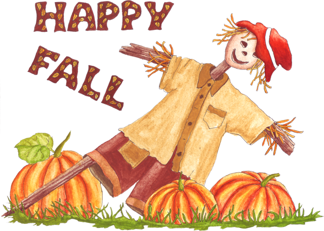 clip transparent stock Happy fall clipart. Free transparent png files