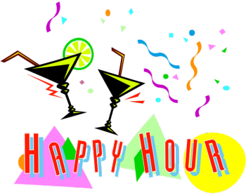 image royalty free Happy hour clipart. Free cocktail cliparts download