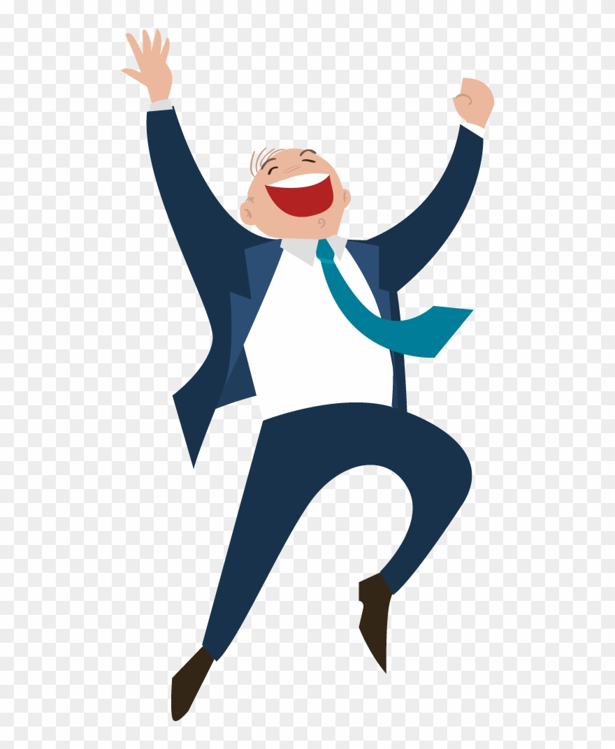 clipart freeuse library Microsoft bean people png. Happy man clipart