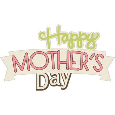 graphic royalty free download Happy mothers day clipart. Heart transparent png stickpng