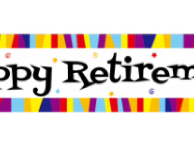 clipart stock Happy retirement clipart. X carwad net