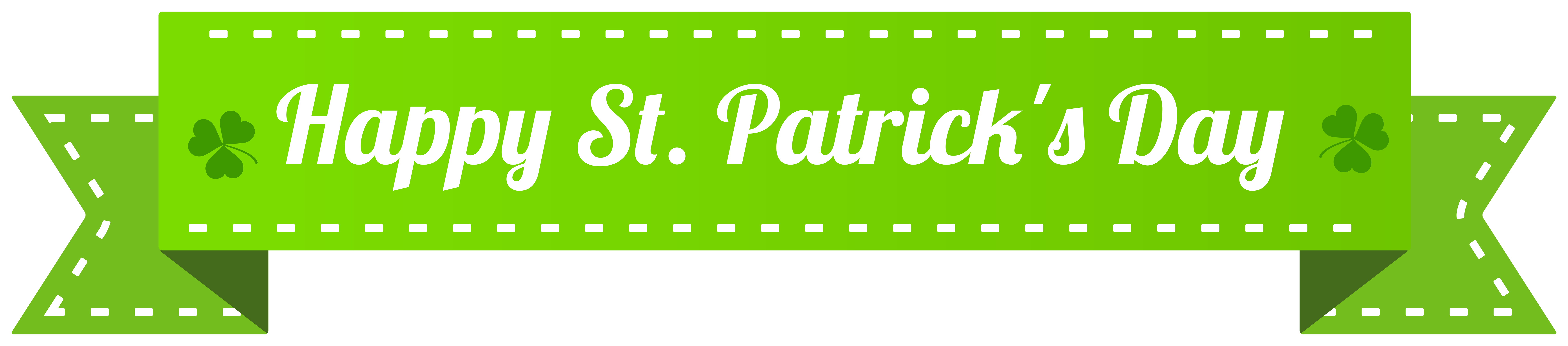 picture royalty free stock Happy st patrick's day clipart. Patrick s banner png