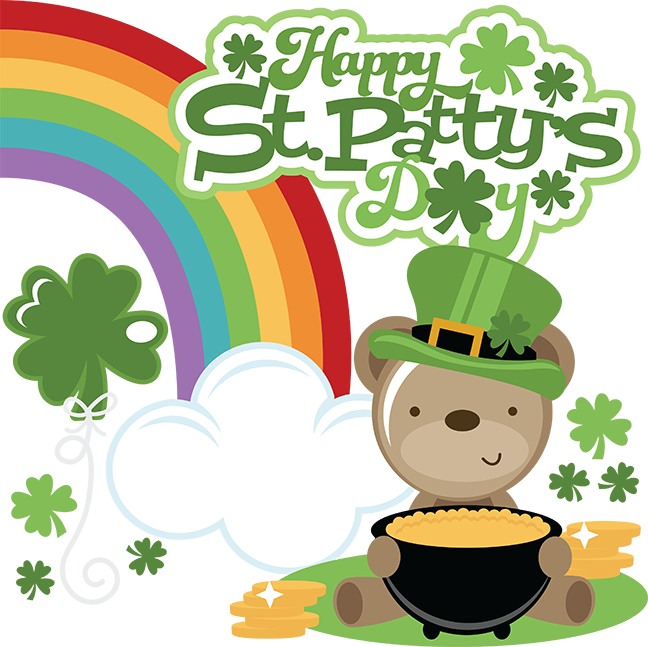 graphic black and white stock Happy st patrick's day clipart. Patty s svg files