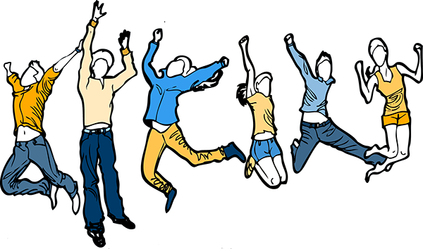 clip art free library About us . Happy students clipart.