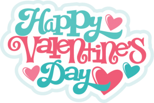 picture free stock Happy valentine's day clipart. Pin on scrapbooking a