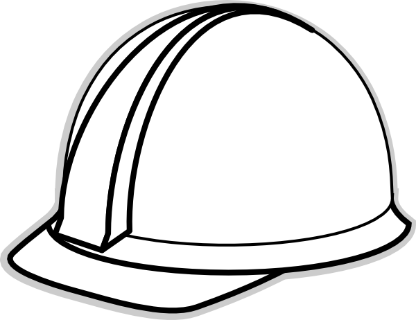 clip art royalty free Hard Hat Template for Teacher