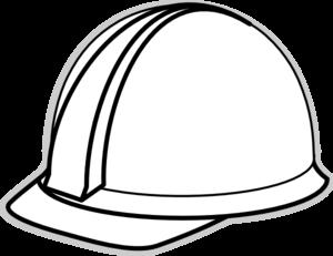 clip art stock Vector constructors hard hat. Construction drawing at getdrawings