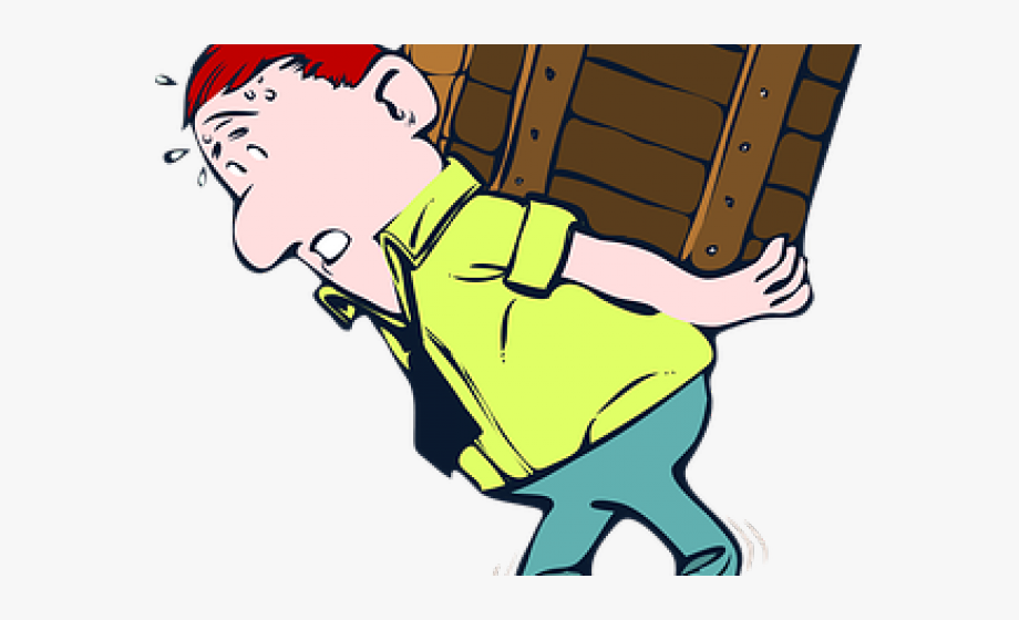 jpg royalty free stock Png cartoon . Hard working person clipart.