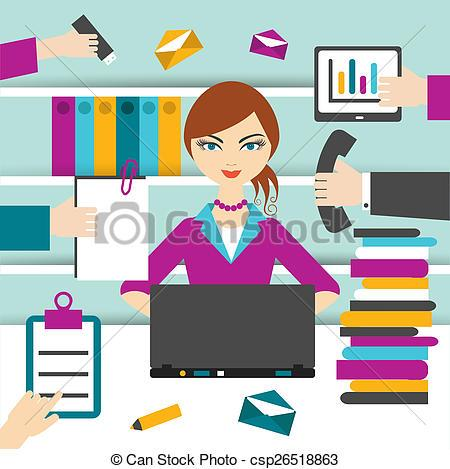 svg library Hard working person clipart. Portal .