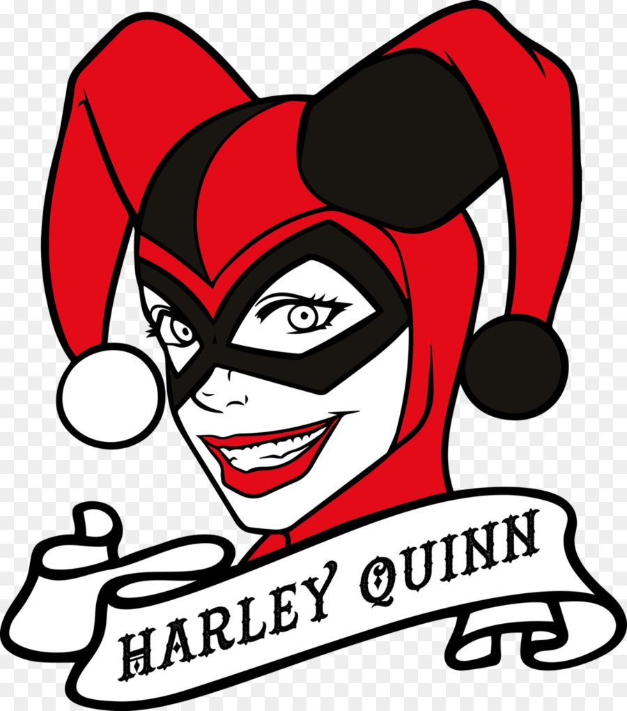 transparent library Look at clip art. Harley quinn clipart