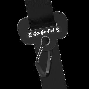 png transparent download Dog Harness Seat Belt Clip Blue