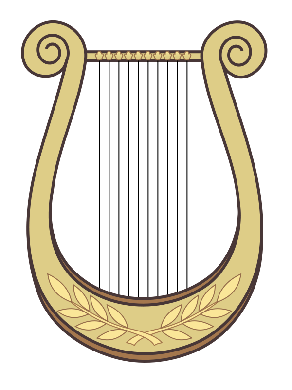 jpg freeuse stock Free cliparts download clip. Harp clipart hand.