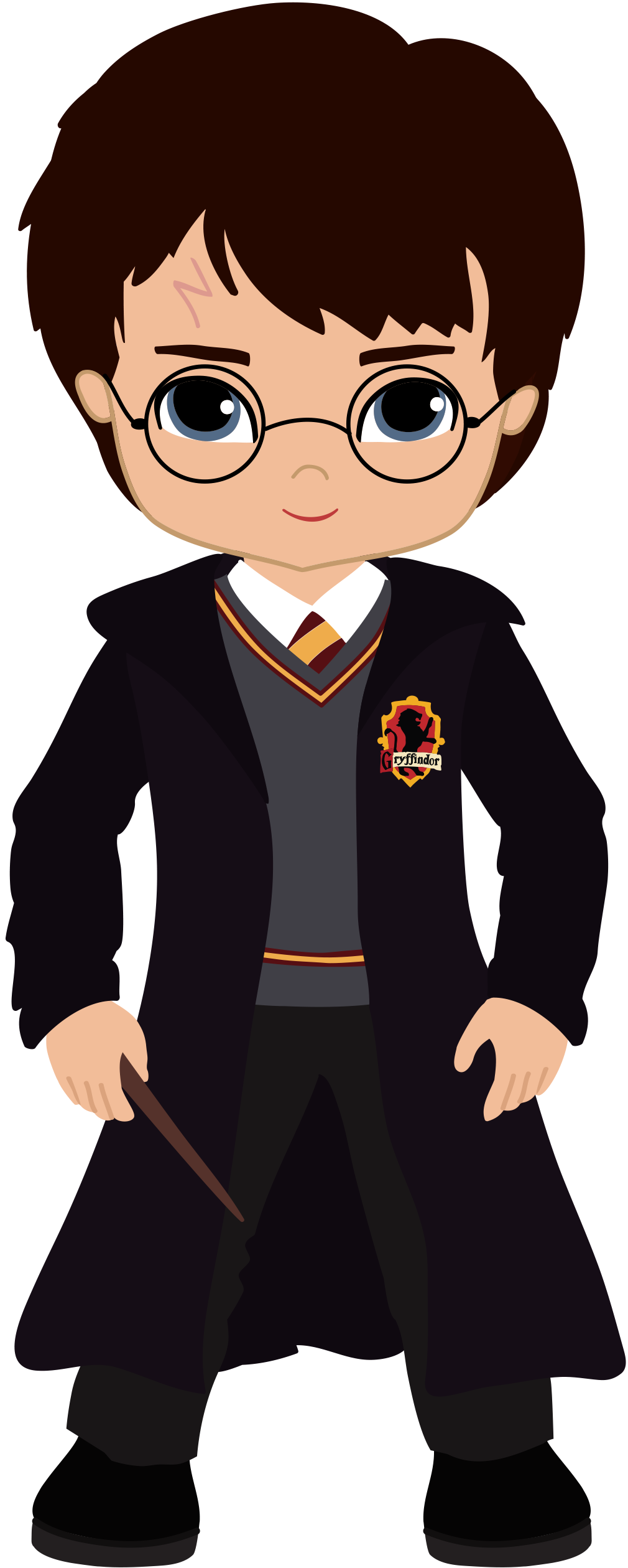 clip transparent library Crafts pinterest hogwarts ms. Harry potter clipart.