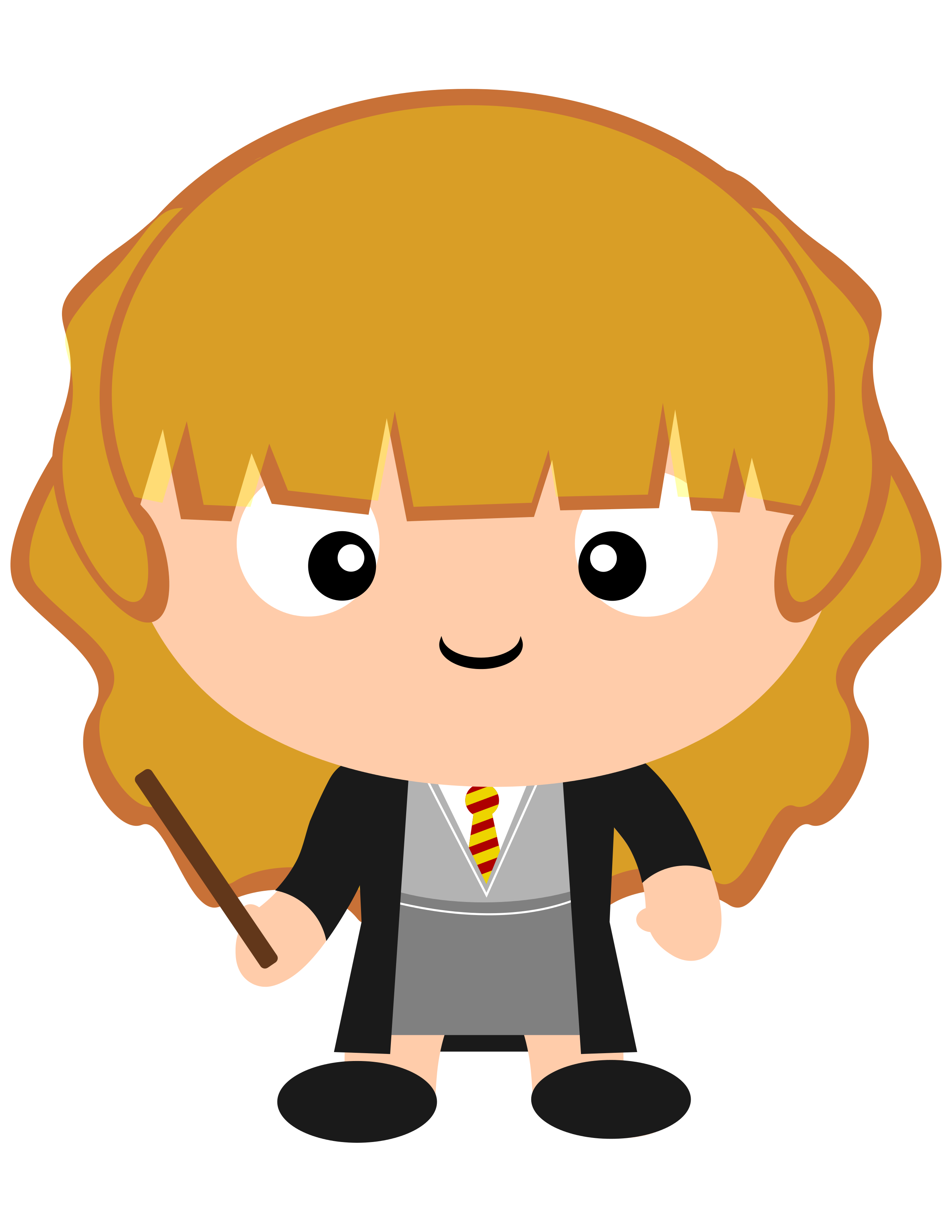 png library library Harry Potter Clipart