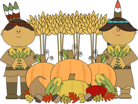 jpg transparent stock Indian girl with corn. Mashed clipart thanksgiving