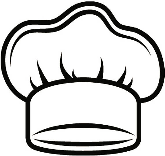graphic download Hats clipart baking. Bakery hat transparent free