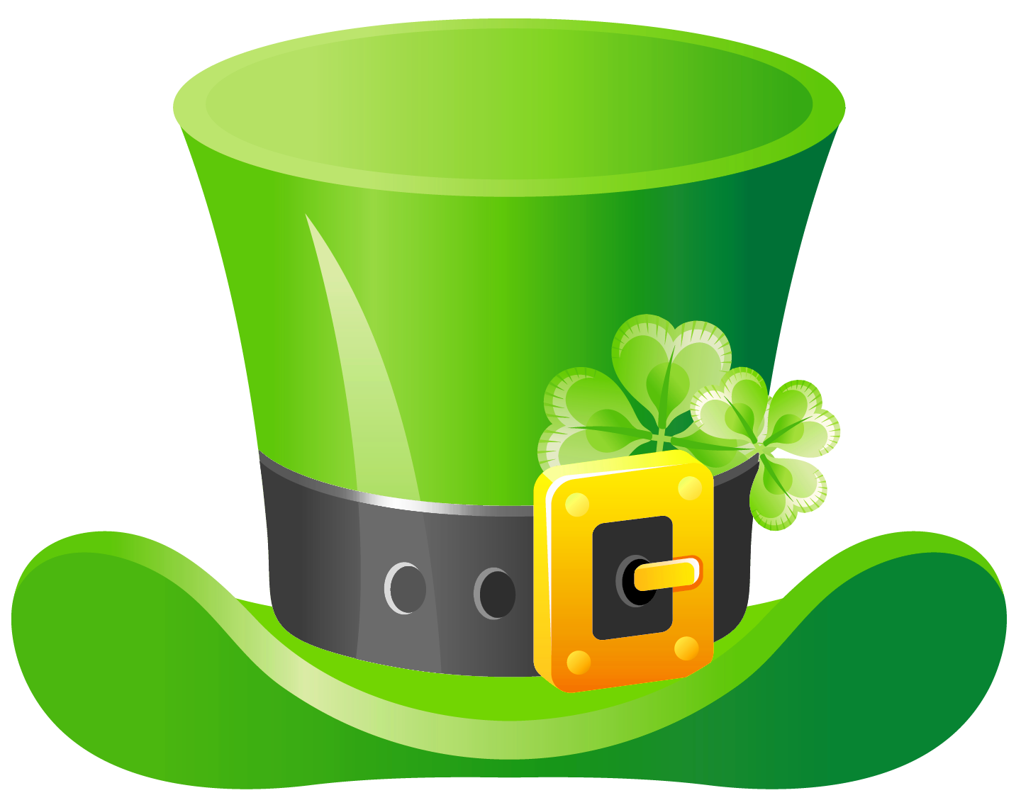 png freeuse download Love Free St Patricks Day Clipart Patrick Hat PNG Picture Artistic