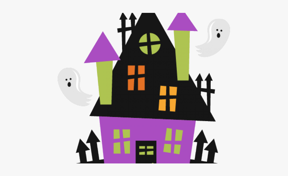 picture stock Haunted clipart. House school halloween
