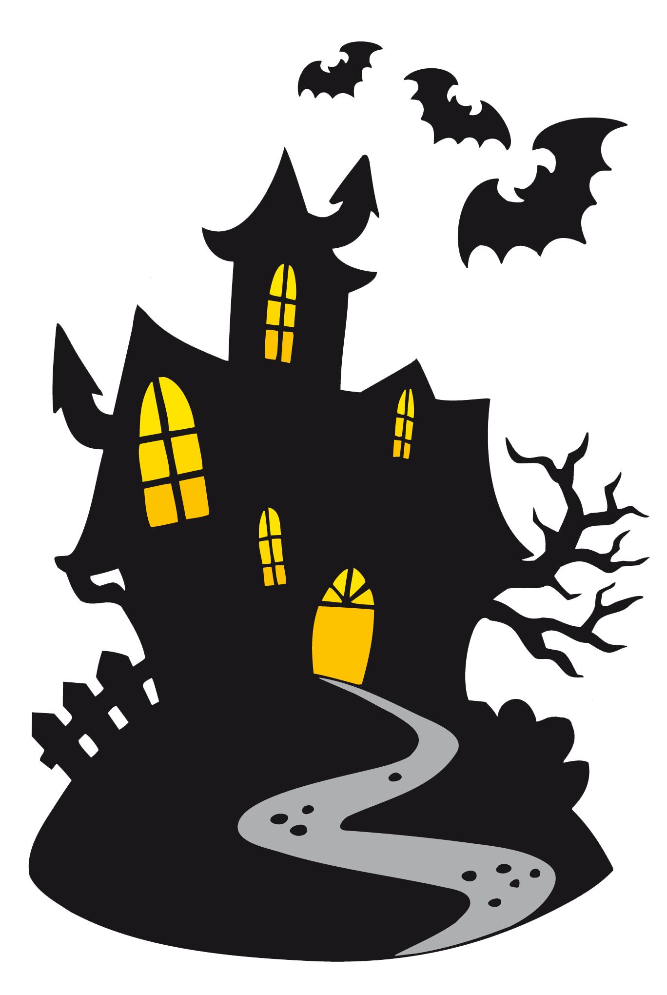 png freeuse stock Haunted clipart clip art. Castle gallery yopriceville high