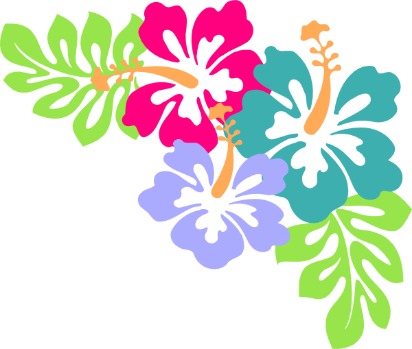 image download Hawaii clipart. Colorful forest free on