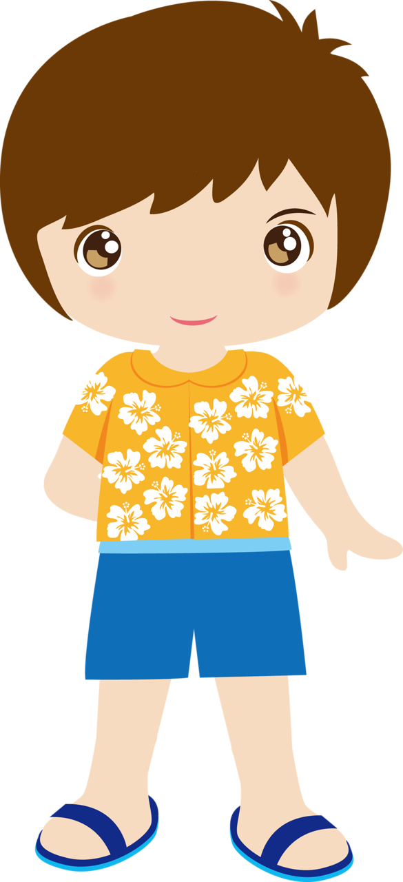 image transparent library Cg png summer clip. Luau clipart hawaiian child.