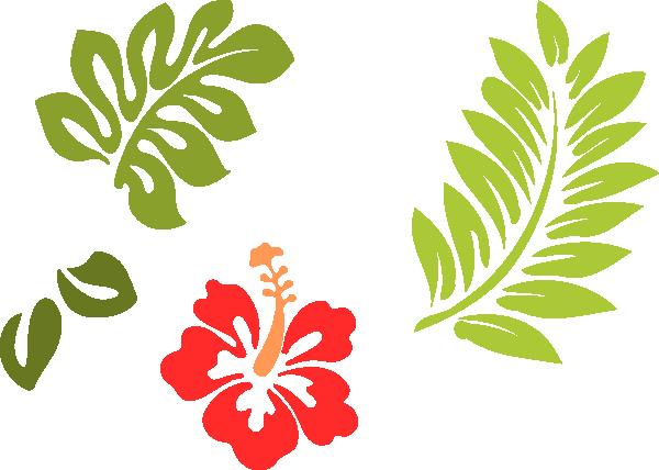 picture freeuse Stencils free clip art. Hawaiian vector.