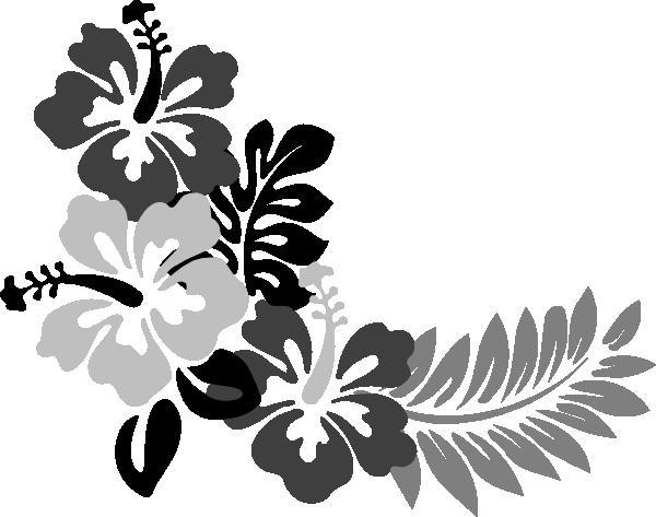 jpg royalty free Hawaiian Flower Stencils