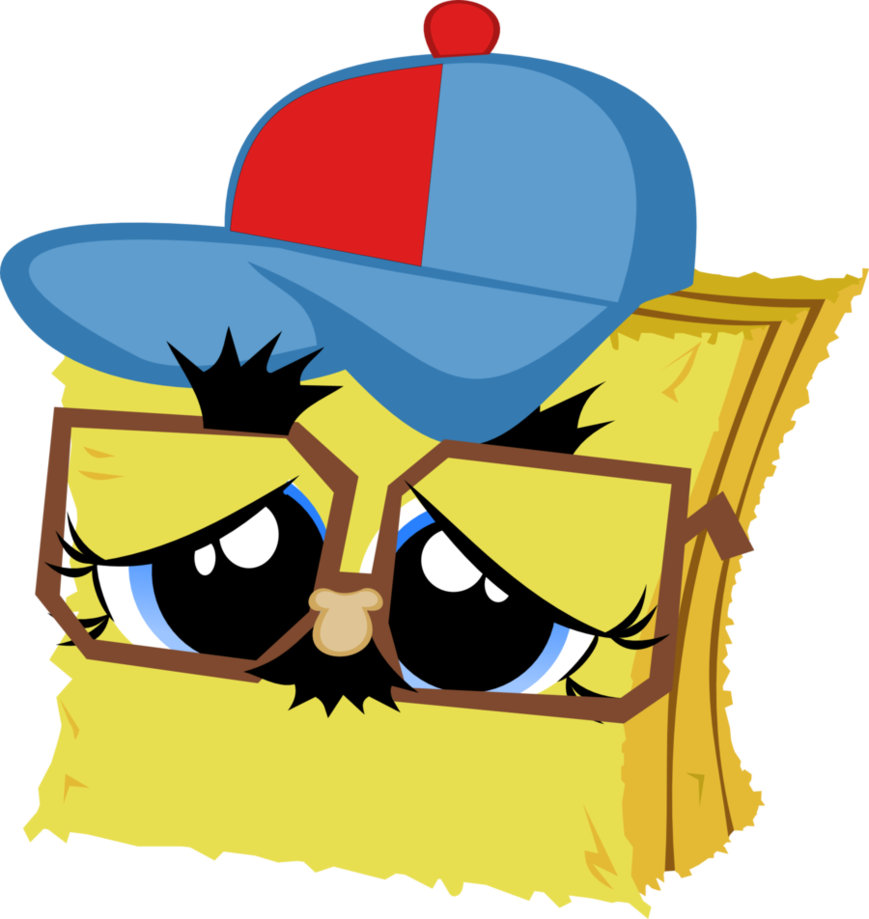 picture free Really Sad Really Little Hay Bale by LimeyLassen on DeviantArt