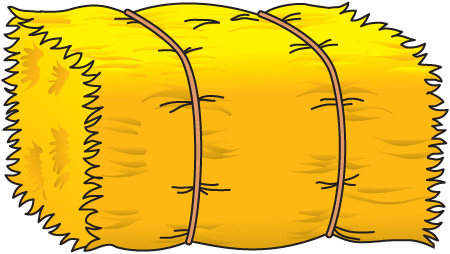 clipart freeuse stock Clip art look at. Hay clipart