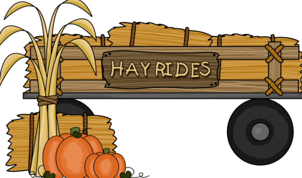 clipart freeuse stock hay rides clipart #64611764