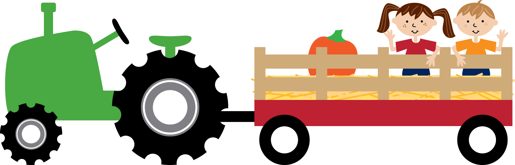 stock Hayride clipart. Free download best on