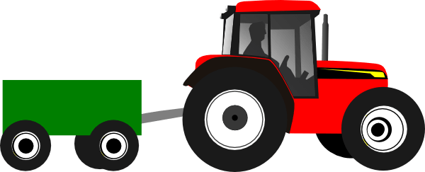 banner free Farmall Tractor Clipart at GetDrawings