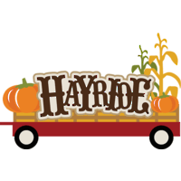 jpg royalty free Hayride clipart october school.  events near fayetteville