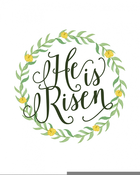 vector royalty free stock Easter free images at. He is risen clipart