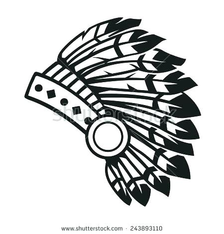 graphic free download Collection of free download. Headdress clipart.