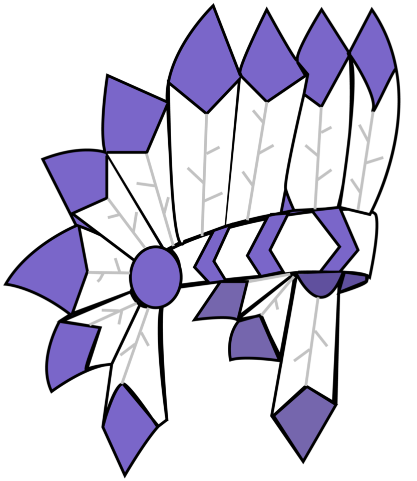 png stock Headdress clipart. Rendered by popsiclegt on.