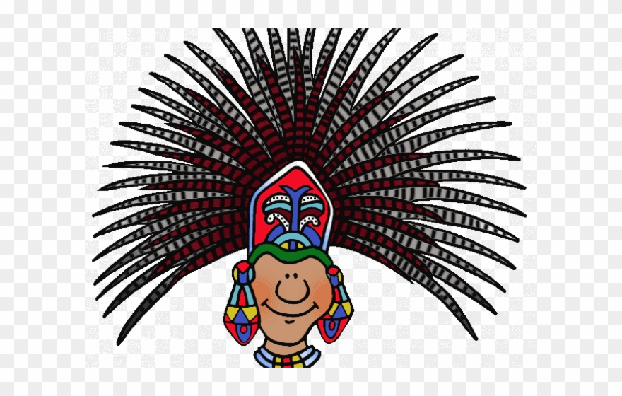 vector freeuse Royalty free on dumielauxepices. Headdress clipart mayan