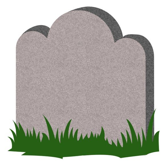 banner transparent stock Creepy halloween tombstone icons. Headstone clipart.