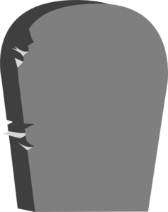 graphic royalty free Headstone clipart. Clip art at clker.