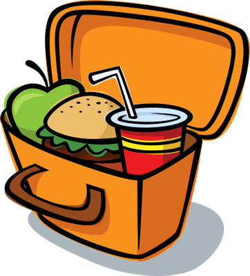 image freeuse download Lunch Box Clip Art