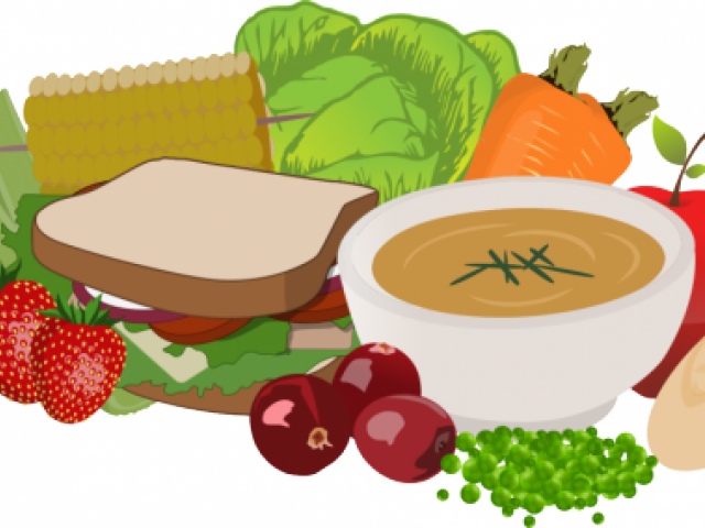 picture free library Healthy Food Clipart