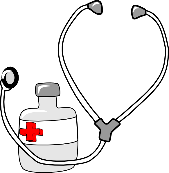jpg black and white library Health care clip art. Healthcare clipart