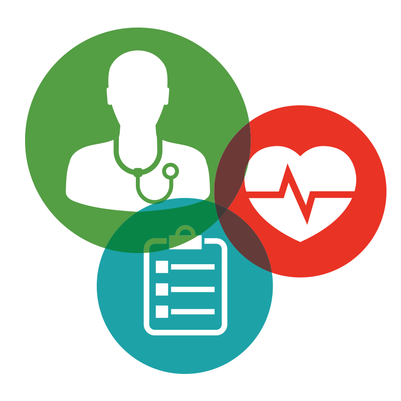 svg royalty free download Healthcare clipart health check