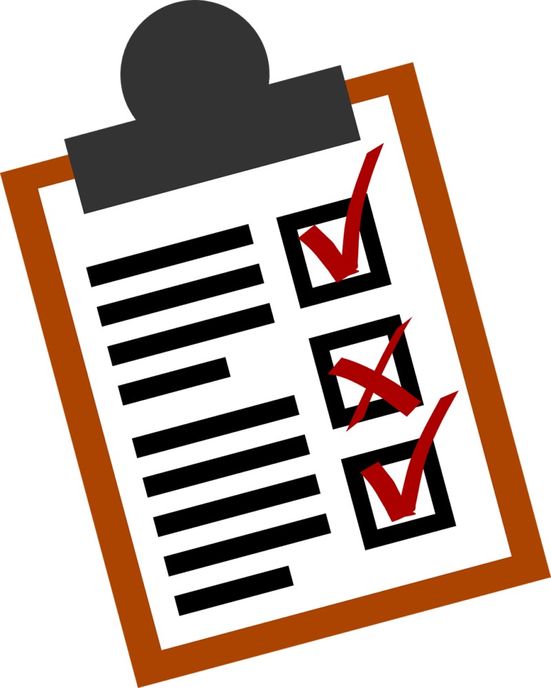graphic free End of Year Financial Checklist