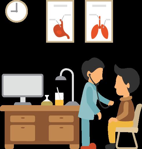 vector freeuse Insurance Clipart critical illness