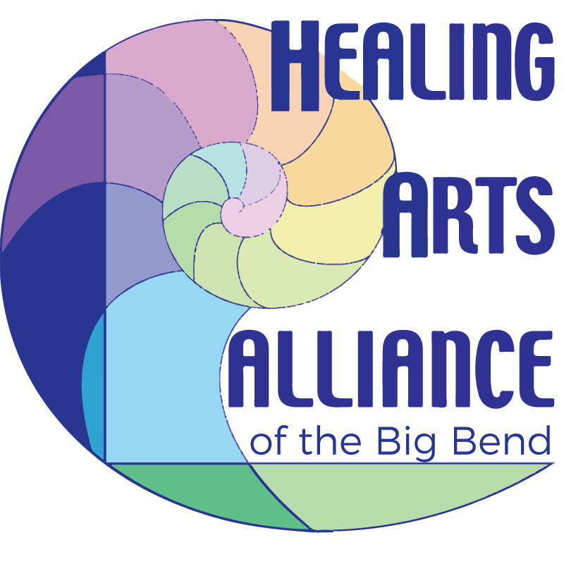 png black and white download Healing Arts Alliance of the Big Bend