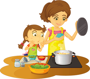 jpg royalty free stock Healthy clipart. Food cooking free on.