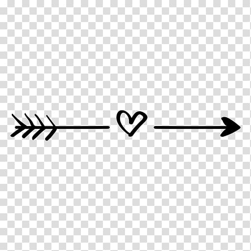 image freeuse download Download for free png. Arrows with hearts clipart.
